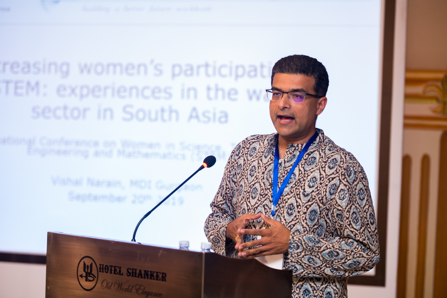 21st Sept 2019 - International Conference on women in STEM(7)